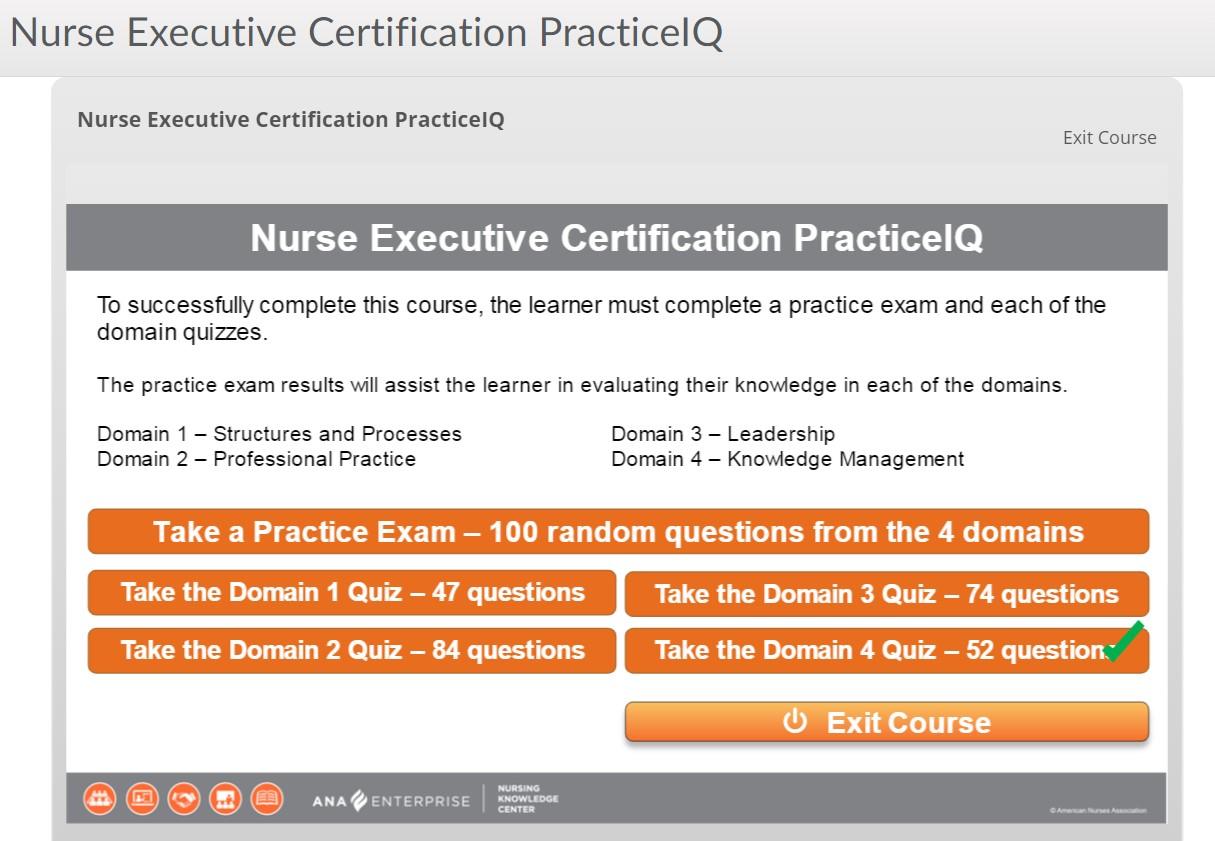 Courses | PracticeIQ FAQ