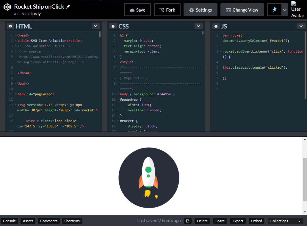 Develop, Embed & View Front-End Code In Your Courses